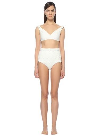Zimmermann Bikini Beyaz